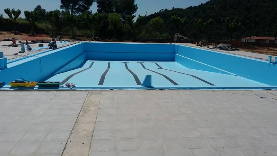 Reforma integral piscina municipal polinya - Piscinas municipales en barcelona ...