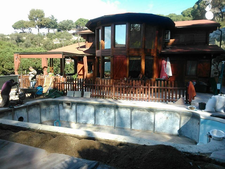 Reparación piscinas Mataró
